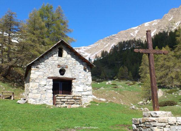 Chapelle Mont Guillaume