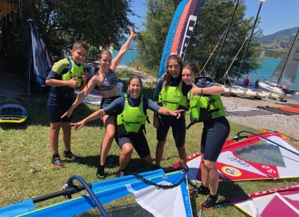 windsurf Serre-Ponçon