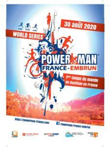 Affiche Powerman Embrun